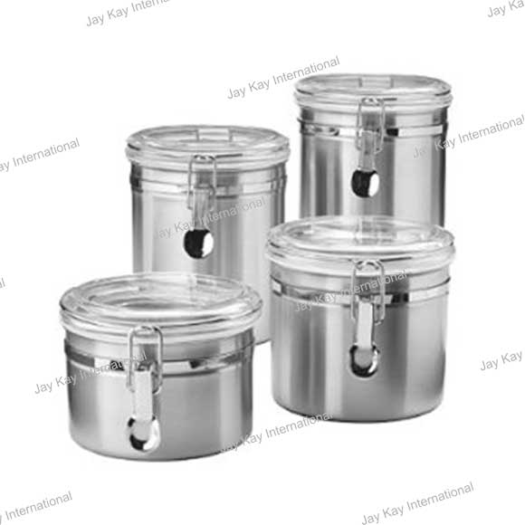 Air tight Canister Set Code:- JKCS-2171